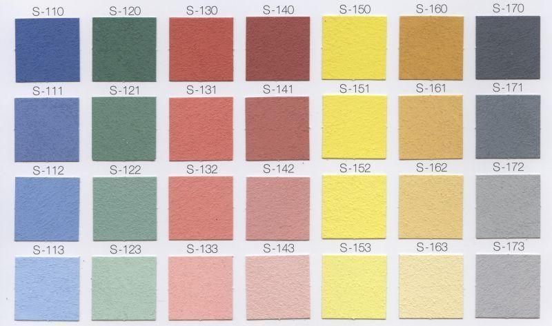 Sofia pure pittura thermo decorativa for Tabella colori per pareti interne