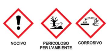 Etichetta pericolo per l'ambiente